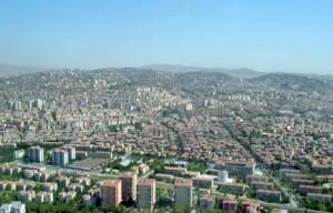 Ankara Yenimahalle'de 6 yılda 6 bin 547 inşaat ruhsatı!