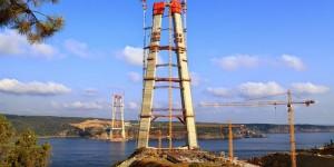 3. köprü inşaatı