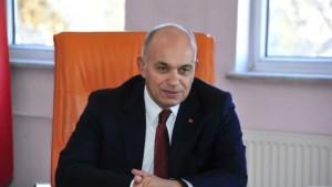 Karaman Belediye Başkanı Ertuğrul Çalışkan,