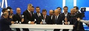 Başbakan Davutoğlu'ndan Anadolu'ya iki müjde!