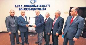 ASO 1.OSB yatırımı