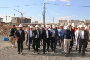 TOKİ'den Şanlıurfa'ya 2 milyar liralık yatırım!