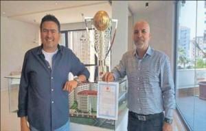 Alanyaspor Kulübü'ne 3.5 dönüm arazi bağışı!