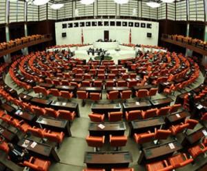 Turkiye Buyuk Millet Meclisi (TBMM) Genel Kurul Salonu 24 Subat 2015 / Ali  Unal
